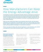 Engie Manufacturing Whitepaper