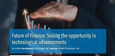 Future of Finance: Seizing the opportunity in Technological Advancements