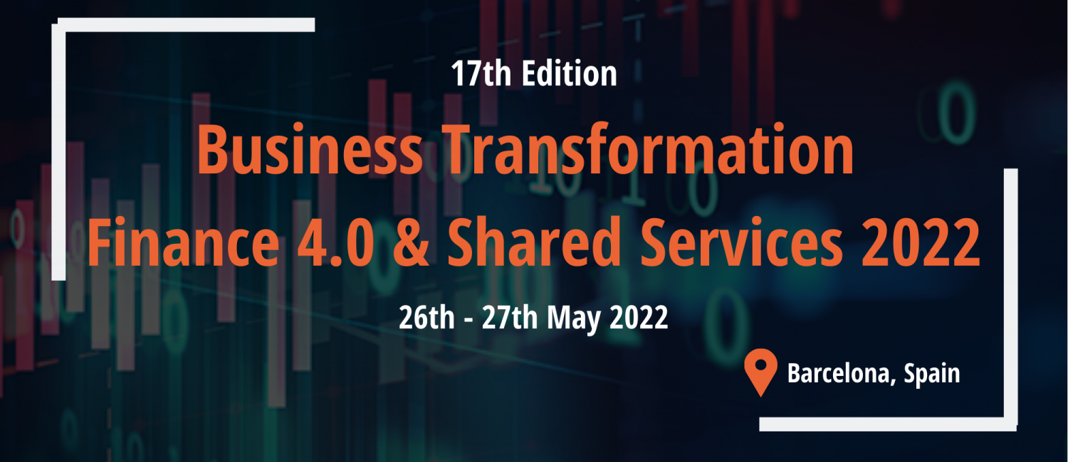 Business Transformation Finance 4.0 & Shared Services